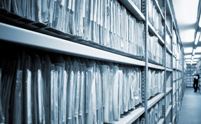 Records, invoices and documents